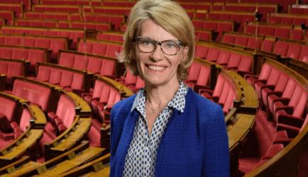 Anne Genetet députée