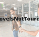 Love is not tourism